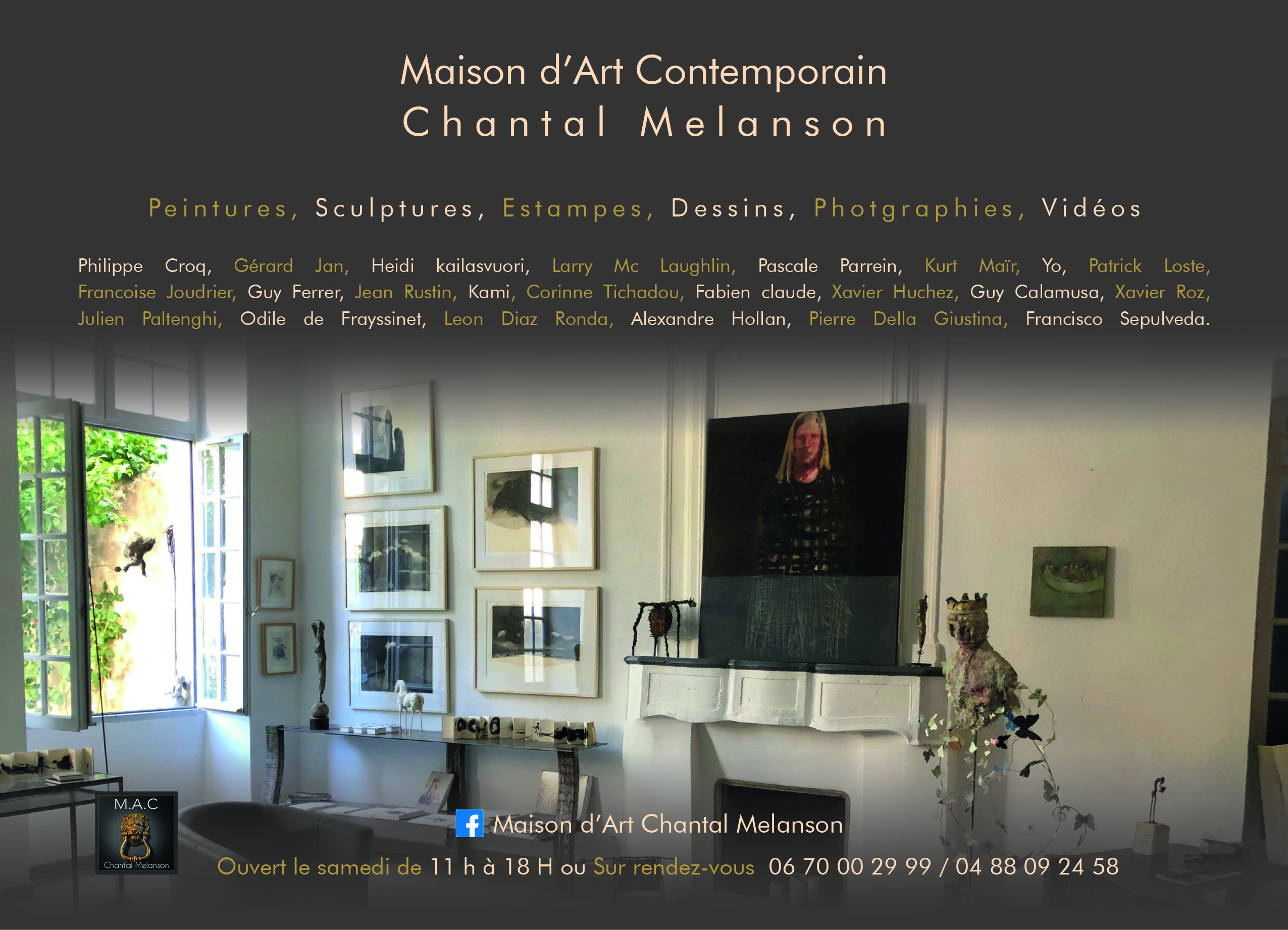Maison D Art Contemporain
